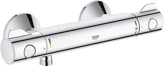 Термостат для душа с подключением шланга, хром Grohe GROHTHERM 800 34558000