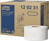 Туалетная бумага Tork Advanced в мини-рулонах, 12шт. 120231