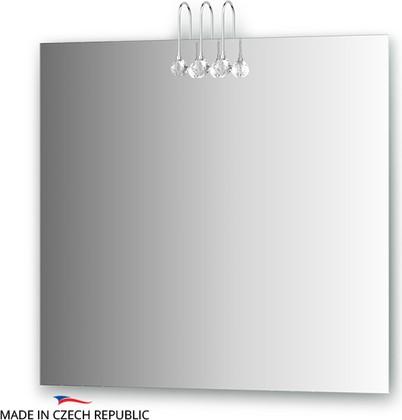 Зеркало 80x75см со светильниками Ellux CRY-C3 0211
