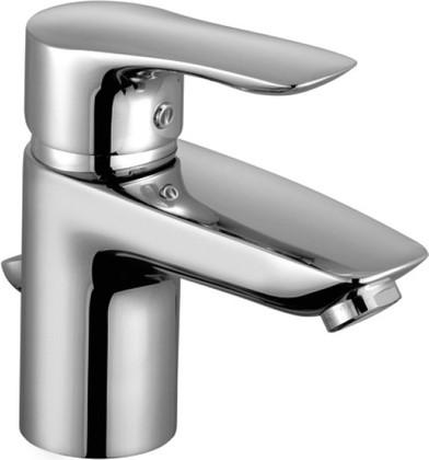 Смеситель для раковины однорычажный с донным клапаном, хром Kludi TERCIO 384810575