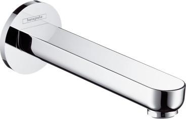 Излив для ванны, хром Hansgrohe Metris S 14420000