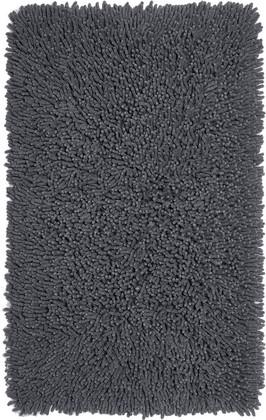 Коврик для ванной комнаты хлопковый 50x80см серый Spirella BRASILIA 4006936