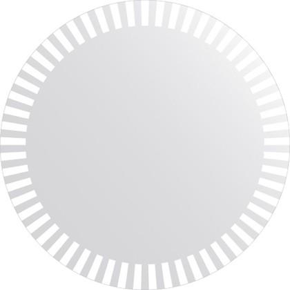Зеркало для ванной с орнаментом диаметр 80см FBS CZ 0720