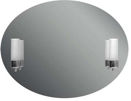 Зеркало 80x60см со встроенными светильниками-бра Dubiel Vitrum CASO 5905241015774