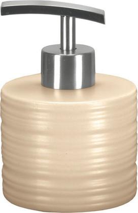 Ёмкость для жидкого мыла керамика, бежевый Kleine Wolke Sahara 5046202849