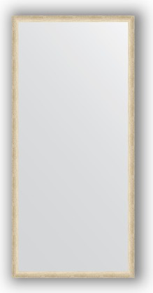 Зеркало 70x150см в багетной раме старое серебро Evoform BY 0764