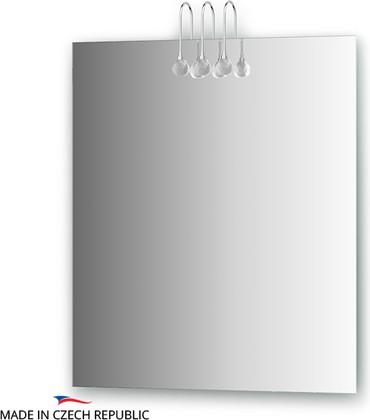 Зеркало 65x75см со светильниками Ellux CRY-A3 0208