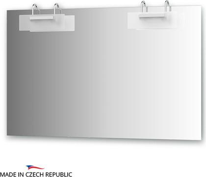 Зеркало со светильниками 120x75см, Ellux MOD-D2 0215