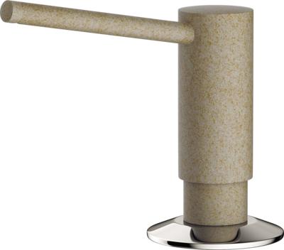 Дозатор для моющего средства Omoikiri OM-02-CA, встраиваемый, карамель 4995038