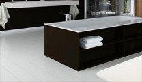 Коврик для ванной 60x100см белый Grund Ono 2399.06.4040