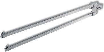 Держатель для полотенец двойной Novaservis Metalia-4 6429.0