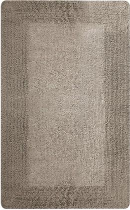 Коврик для ванной комнаты 70x120см коричневый Spirella GAIA 1018043