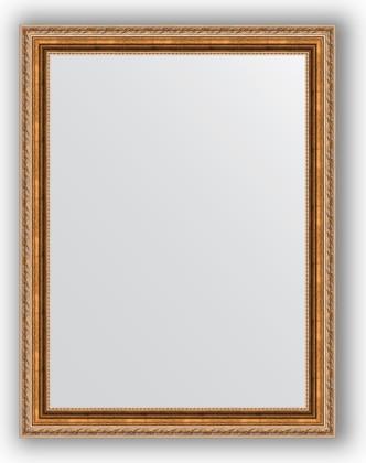 Зеркало в багетной раме 65x85см версаль бронза 64мм Evoform BY 3175