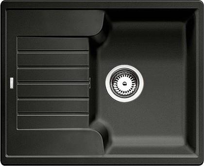 Кухонная мойка оборачиваемая с крылом, гранит, антрацит Blanco Zia 40 S 516918
