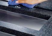 Кухонная мойка без крыла, нержавеющая сталь зеркальной полировки Blanco Zerox 180-U 517237