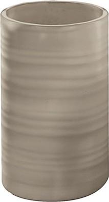 Стакан для зубных щёток керамический песочный Kleine Wolke Sahara 5046133852