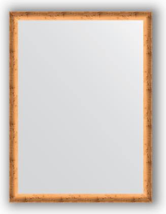 Зеркало 60x80см в багетной раме красная бронза Evoform BY 0647