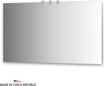 Зеркало 130x75см со светильниками Ellux CRY-B3 0216