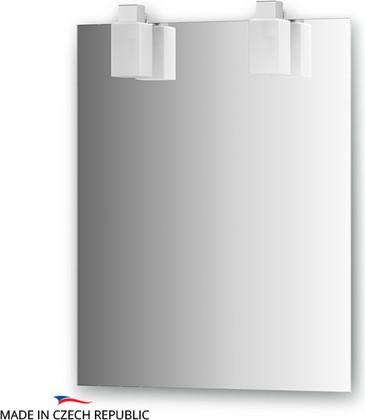 Зеркало со светильниками 60x75см Ellux RUB-A2 0207