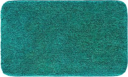 Коврик для ванной Grund Melange 60x100, полиакрил, бирюзовый 4102.16.4126
