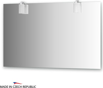 Зеркало со светильниками 120x75см Ellux TAN-A2 0215