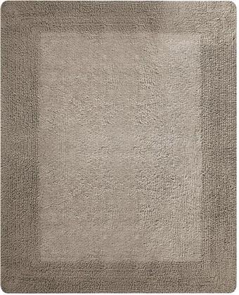 Коврик для ванной комнаты 55x65см коричневый Spirella GAIA 1018041