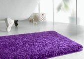 Коврик для ванной 60x90см фиолетовый Spirella Gobi 1014231