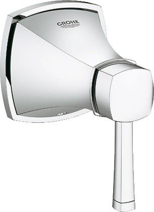 Накладная панель скрытой вентильной головки Grohe Grandera для душа, хром 19944000