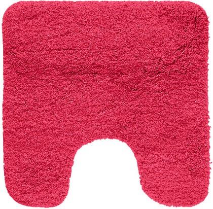 Коврик для туалета 55x55см красный Spirella GOBI 1012785