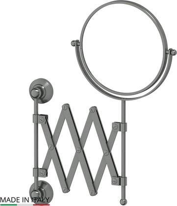 Зеркало косметическое, античное серебро 3SC STI 420