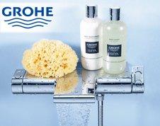 Термостаты Grohe для ванной