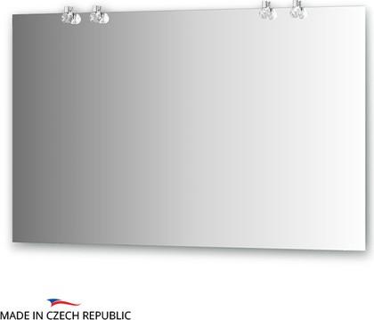 Зеркало со светильниками 120х75см Ellux CRY-D4 0215