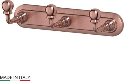 Планка с 3-мя крючками, медь 3SC STI 602