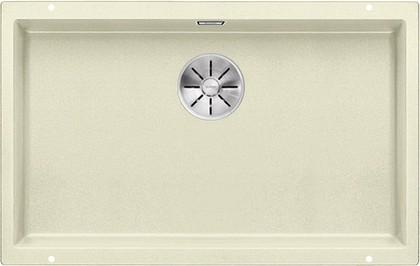 Кухонная мойка Blanco Subline 700-U, отводная арматура, жасмин 523447