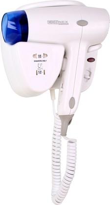 Фен настенный для волос, 1200Вт Connex HAD-120-20B