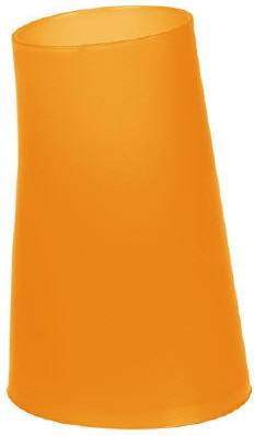 Стаканчик пластиковый оранжевый Spirella MOVE 1010471