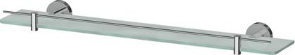 Полка для ванной стеклянная 60см ArtWelle HAR 036