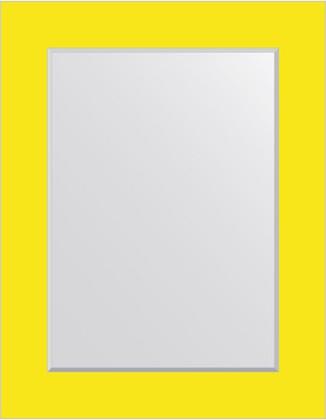 Зеркало для ванной на цветном основании 70x90см FBS CZ 0611