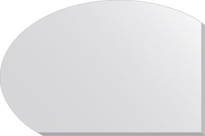 Зеркало для ванной 50/60x40см с фацетом 10мм FBS CZ 0436
