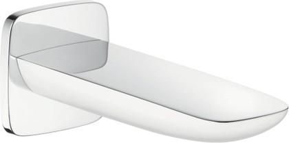 Излив для ванны, белый/хром Hansgrohe PuraVida 15412400