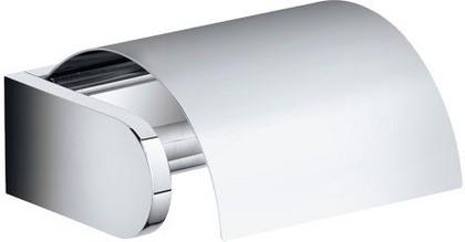 Держатель для туалетной бумаги с крышкой, хром Keuco Edition 300 30060010000