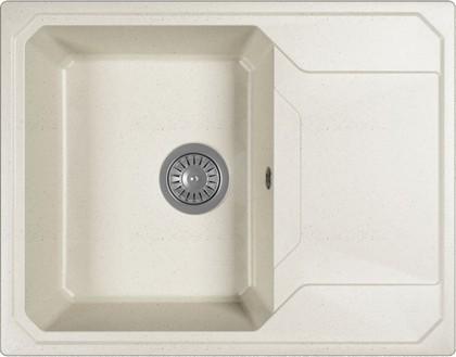 Кухонная мойка Bamboo Кардинал 640, белый 29.030.C0640.401