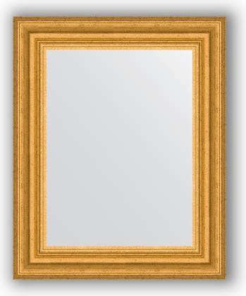 Зеркало 43x53см в багетной раме 67мм старое золото Evoform BY 1353