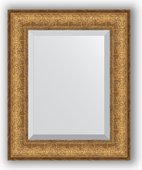 Зеркало Evoform Exclusive 440x540 с фацетом, в багетной раме 73мм, медный эльдорадо BY 1365
