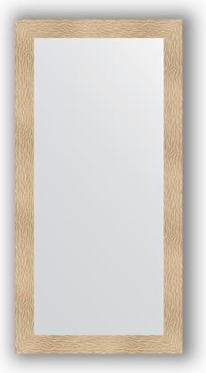 Зеркало в багетной раме 80x160см золотые дюны 90мм Evoform BY 3341