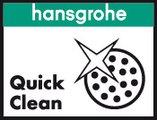 Hansgrohe Axor Starck Organic Quick Clean