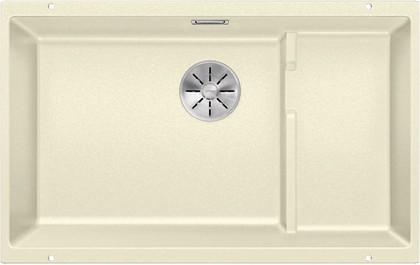 Кухонная мойка Blanco Subline 700-U Level, отводная арматура, жасмин 523543