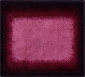 Коврик для ванной Grund Avalon, 50x60см, полиакрил, ягодный b3623-60171