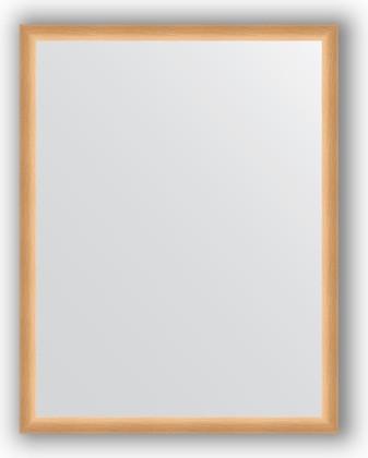 Зеркало 70x90см в багетной раме бук Evoform BY 0680