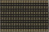 Коврик придверный Golze Poly Brush 50x80, оливковый 250-40-35